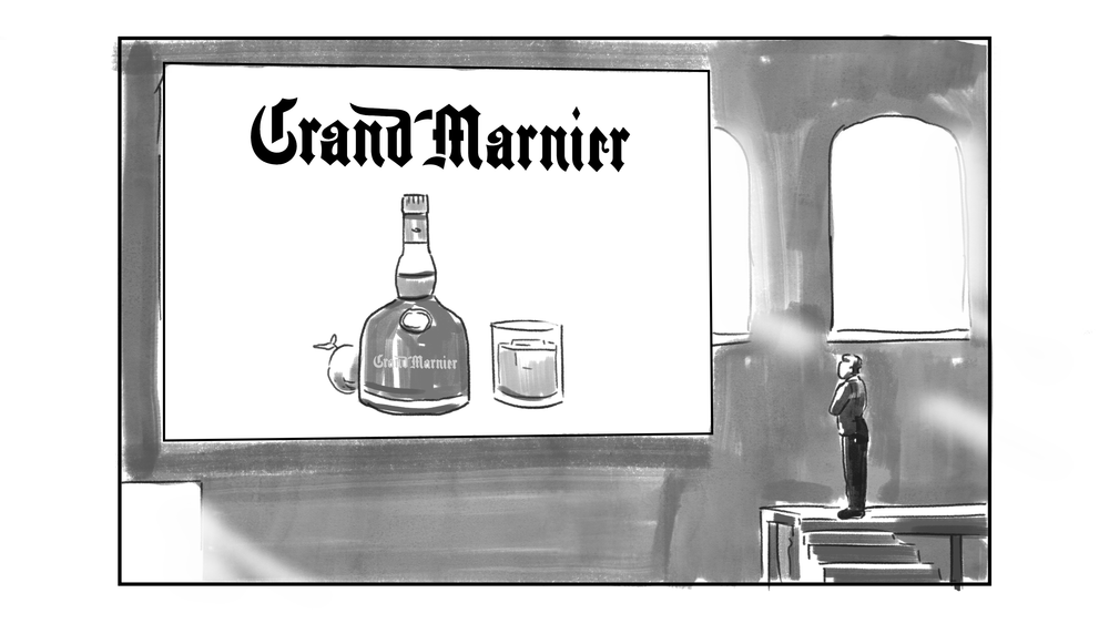 Grand Marnier commercial