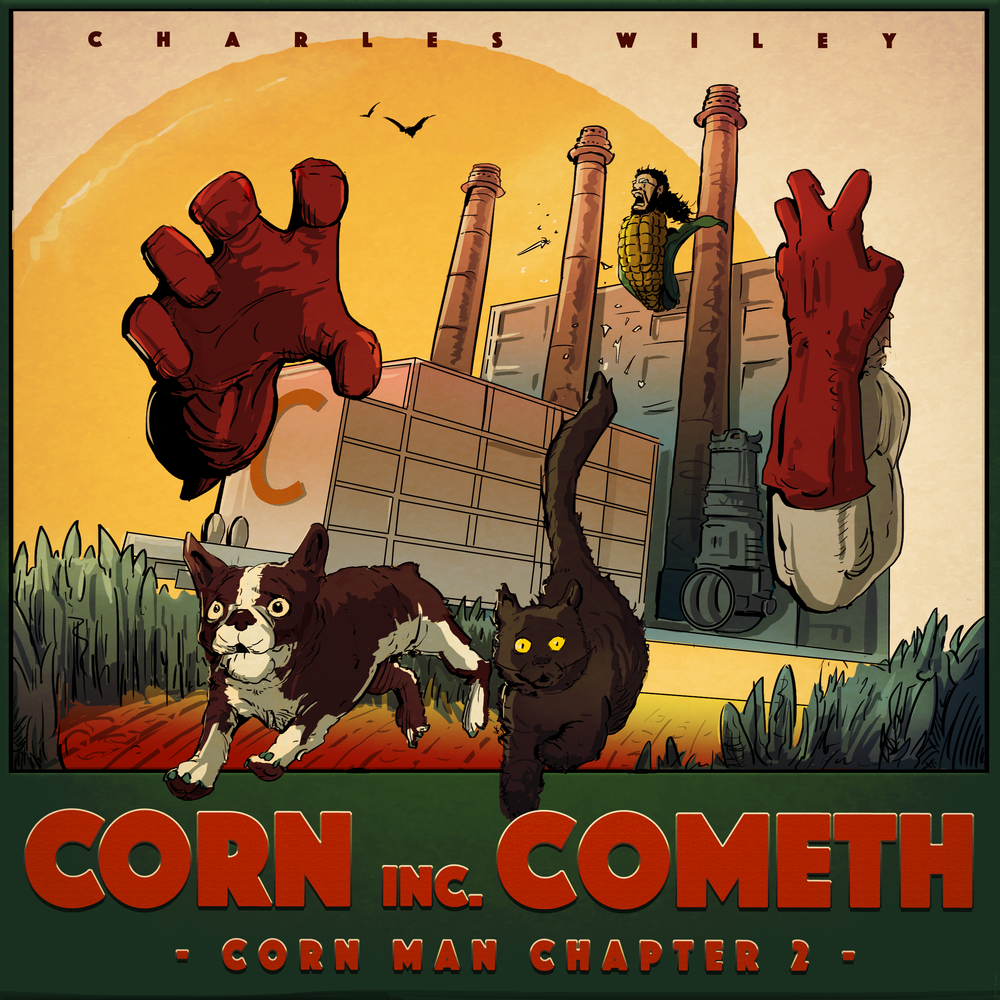 Charles Wiley: Corn Man Chapter 2