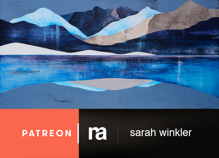 Please help Making Art cover production expenses for our feature on Sarah WInkler. Click here to donate https://www.patreon.com/makingart