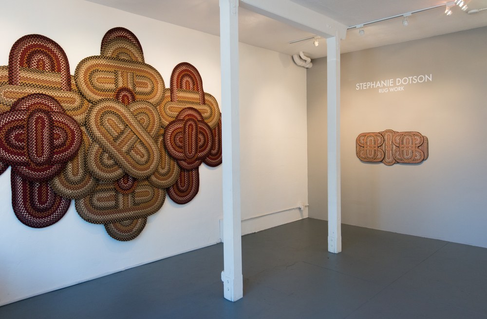 Installation View Jane Deering Gallery 2014