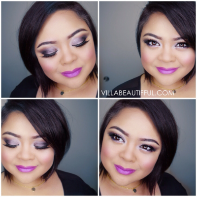 MAC VIoletta Lipstick Dramatic Eye