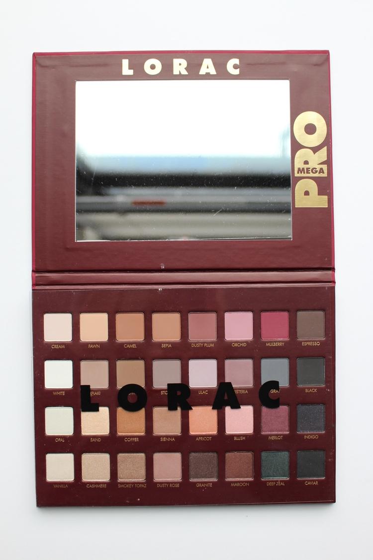 Tutorial lorac mega pro palette soft smokey eyes villabeautifful lorac mega pro palette baditri Gallery