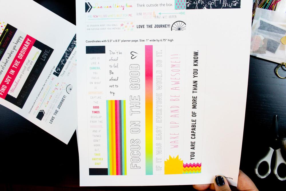 Clique Kits Printables