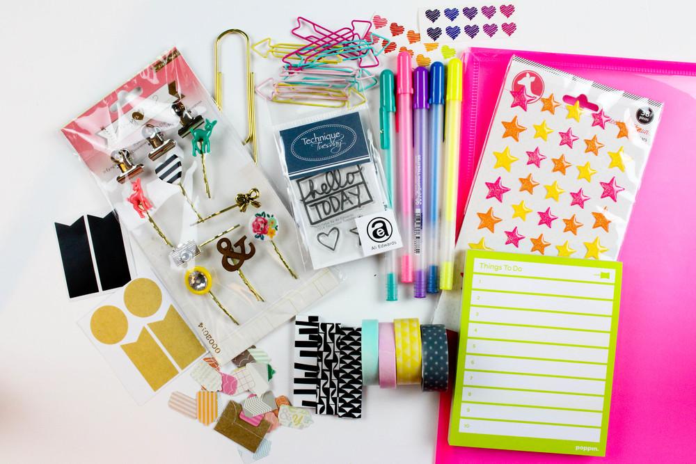 Clique Kits Agenda Kit