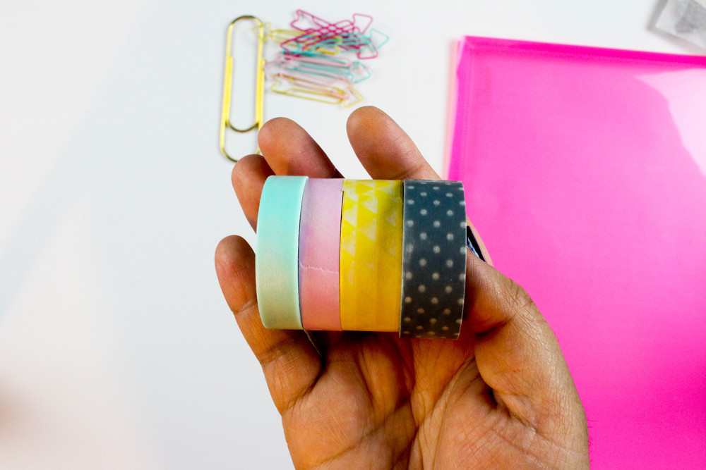 Washi Tapes