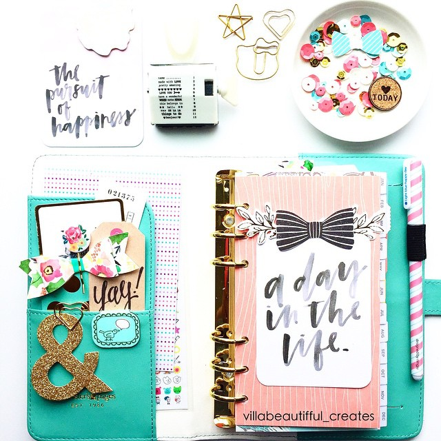 Planner Decorating