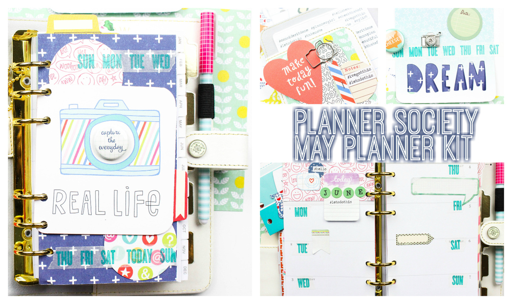 The Planner Society May