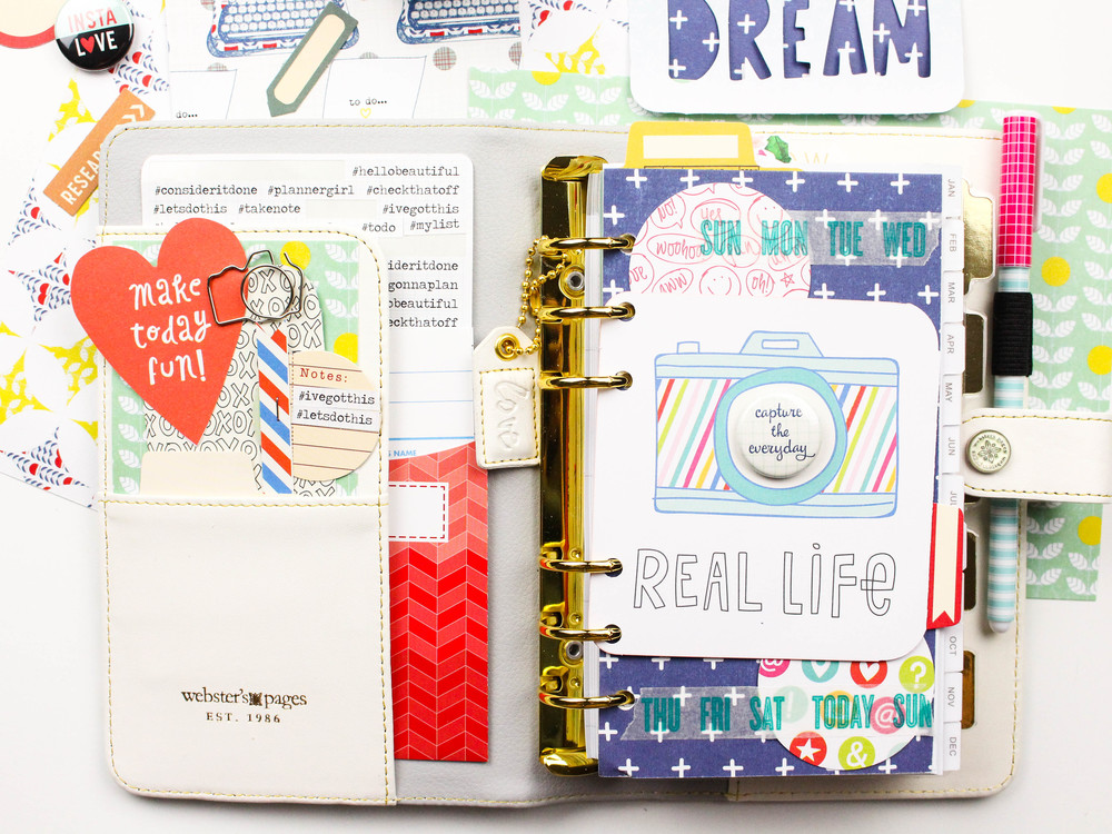 Planner Society May Planner Kit