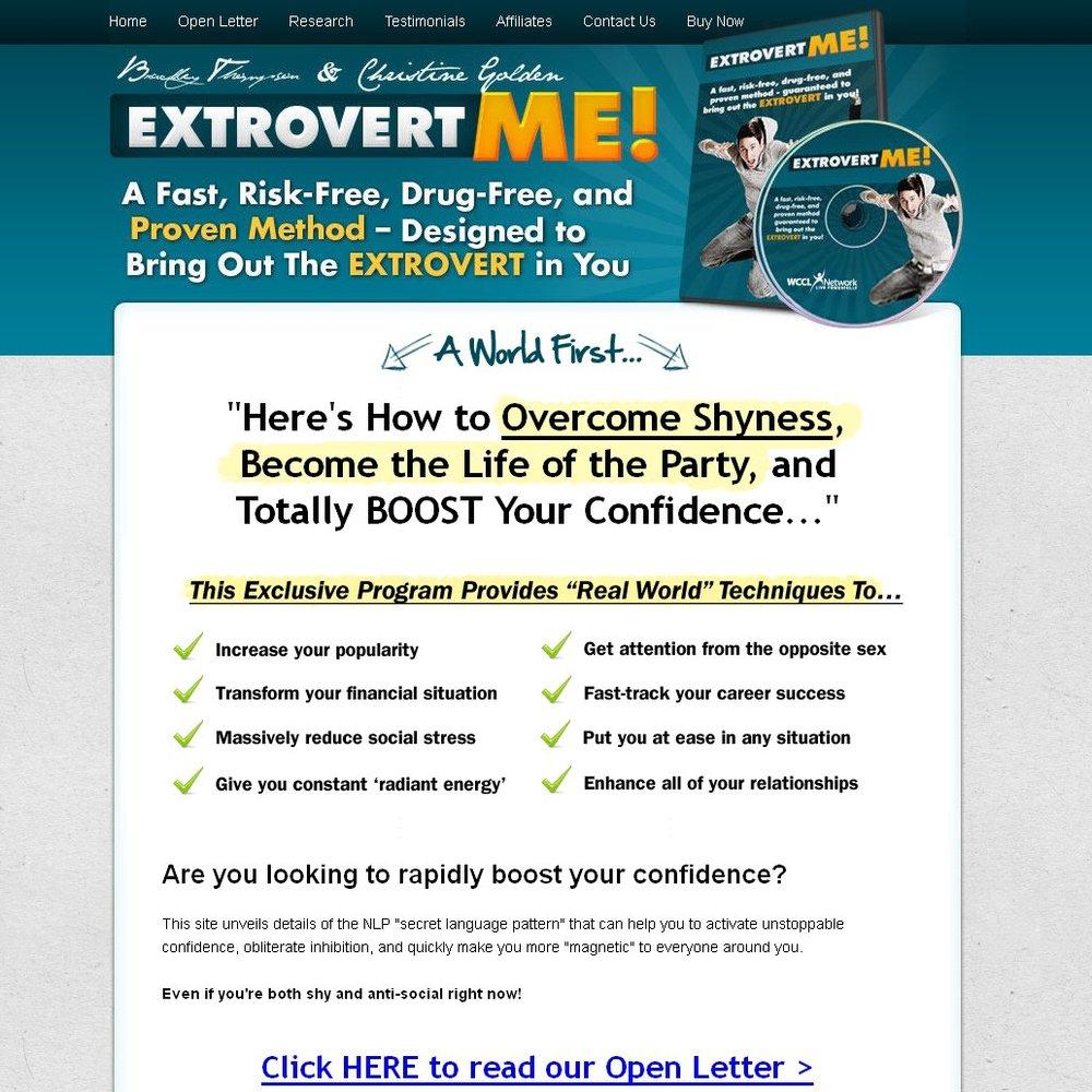 Extrovert Me
