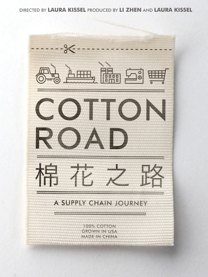 Cotton Road poster