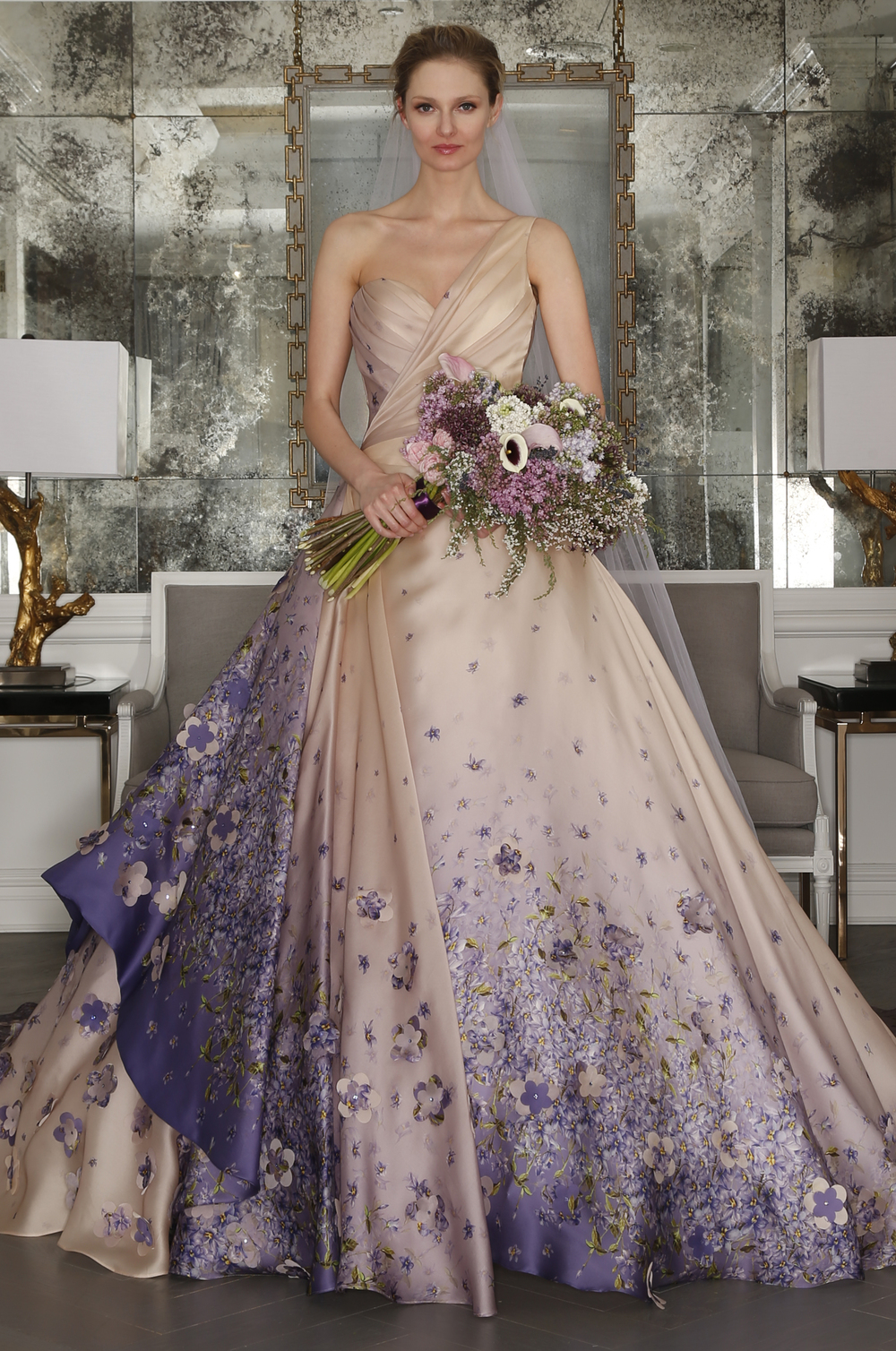 Quick Delivery Wedding Dresses 90 Cool Wedding Trend Floral Wedding