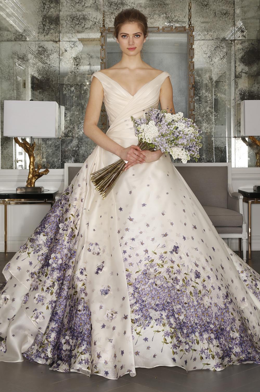 Dhgates Wedding Dresses 16 Beautiful Wedding Trend Floral Wedding