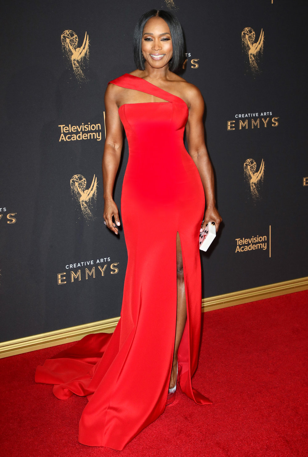 Angela Bassett Wears Romona Keveza Collection to the 2017 ...