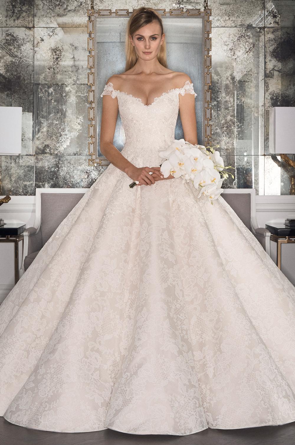 Romona Keveža Collection Bridal Style RK7496