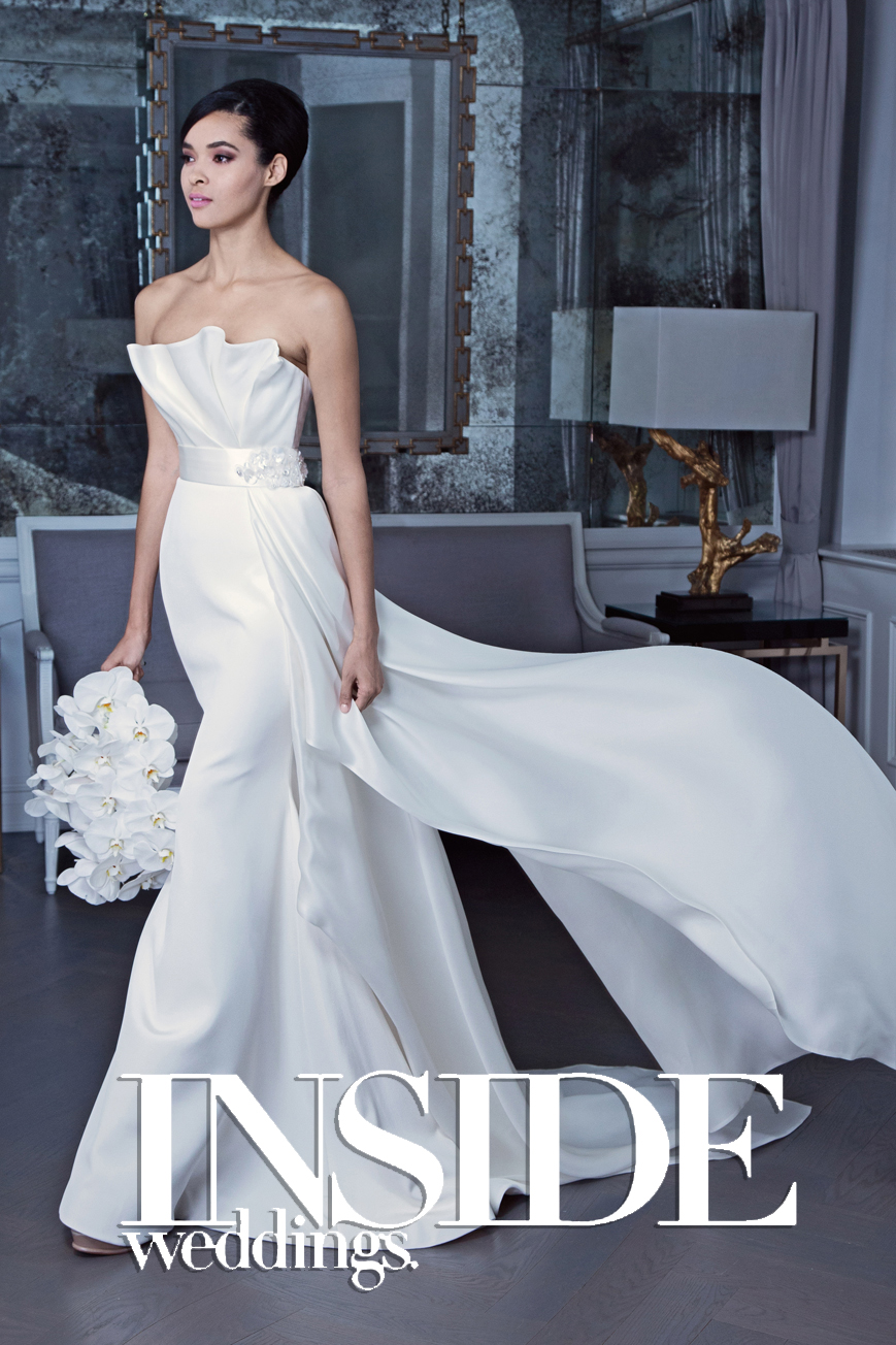 fa61b2e4456 The Romona Keveza Collection Bridal Fall 2019 Review by Inside Weddings — Romona  Keveza Official Website