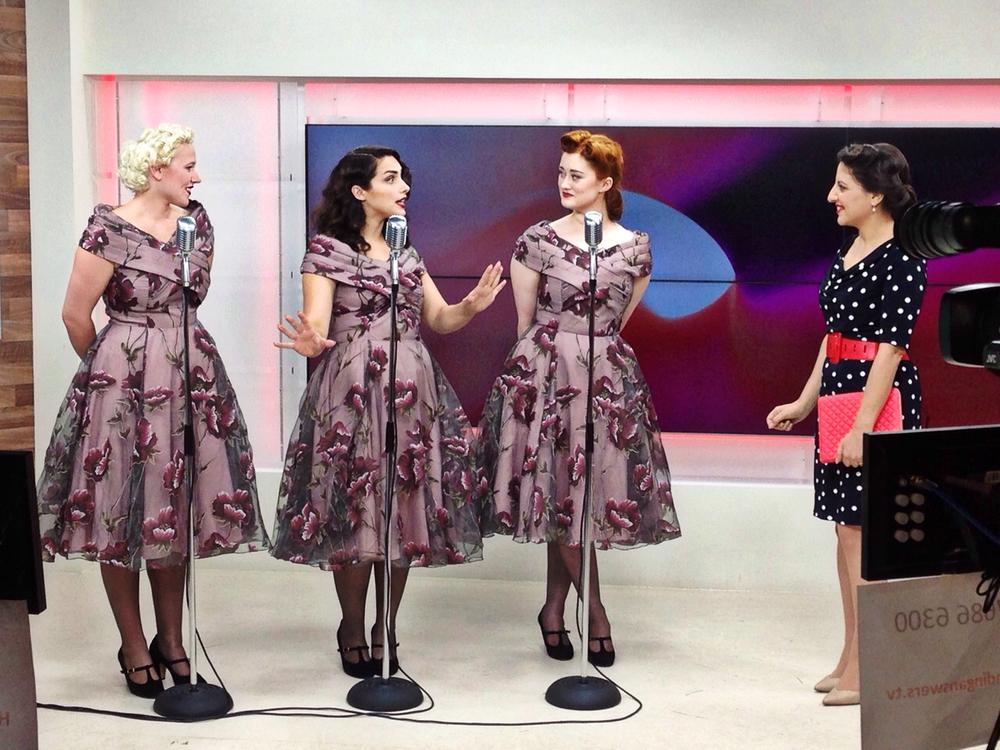 The Belladonna Brigade on Sky TV