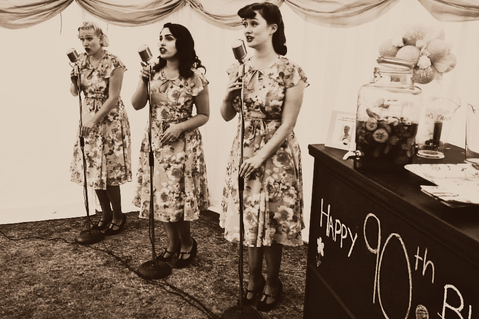 The Belladonna Brigade Event Singers