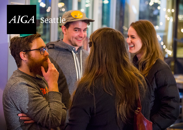 AIGA Seattle website Redesign