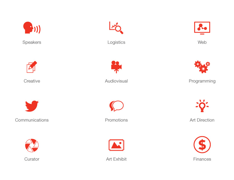 Simplexity Icons Set