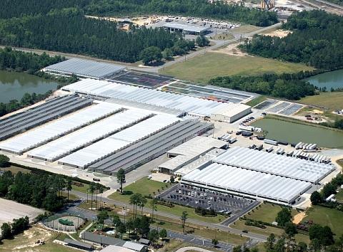 Sunbelt Greenhouses • Douglas, GA