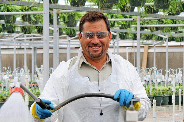 Leo Rodriguez  Chemical Application