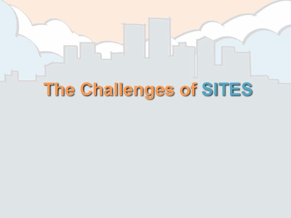 Sites -