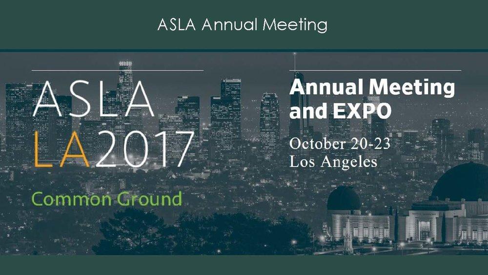 ASLA Commons -