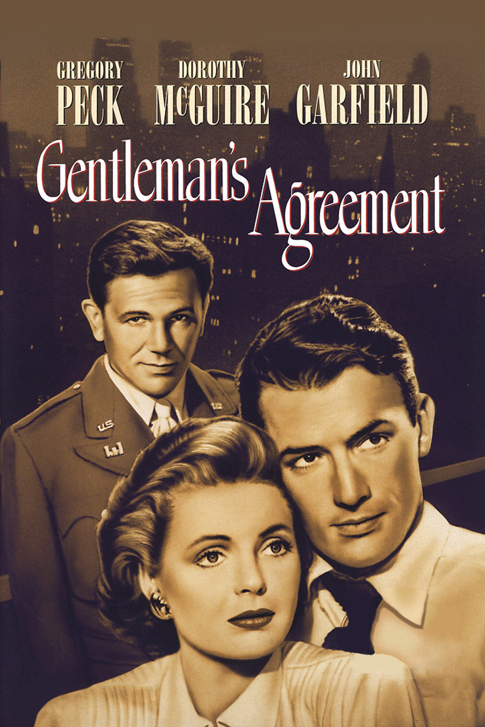 ELIA KAZAN'S GENTLEMAN'S AGREEMENT