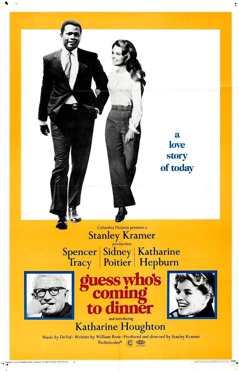 STANLEY KRAMER'S GUESS WHO'S COMING TO DINNER