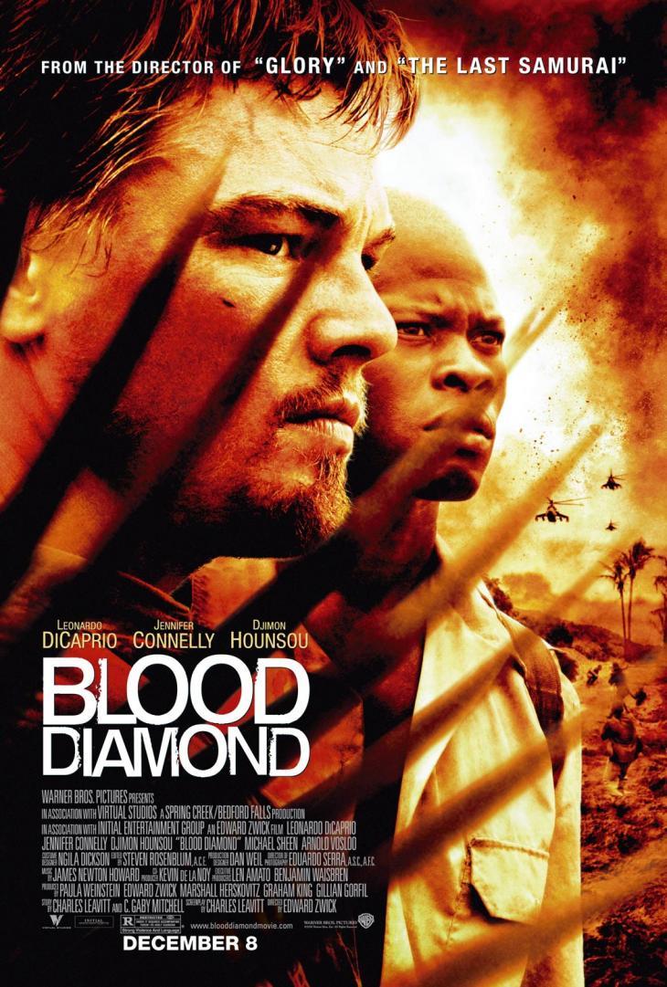 ED ZWICK'S BLOOD DIAMOND