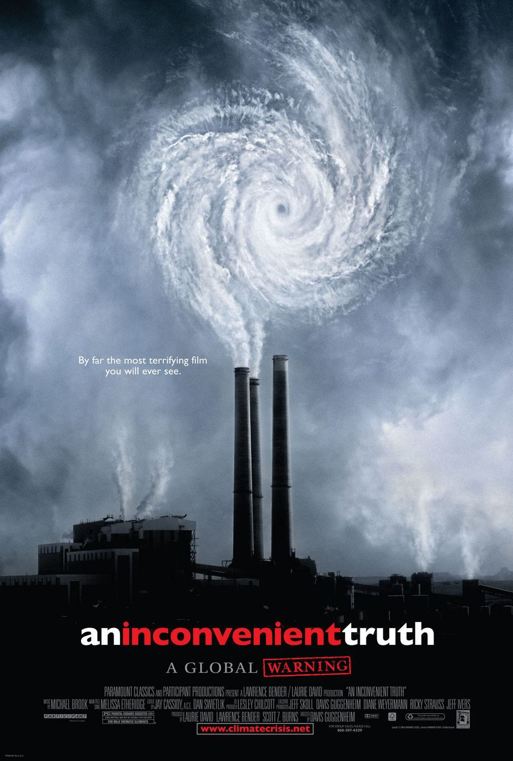 JEFF SKOLL'S AND AL GORE'S AN INCONVENIENT TRUTH