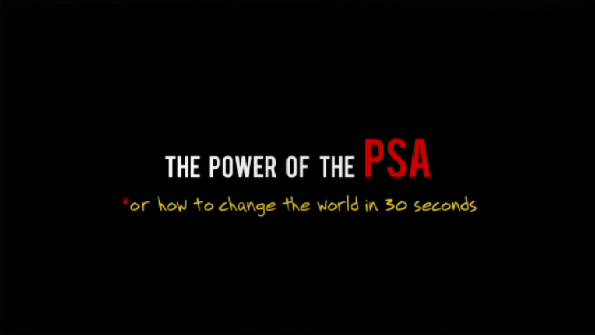 Click here to watch Power of the PSA