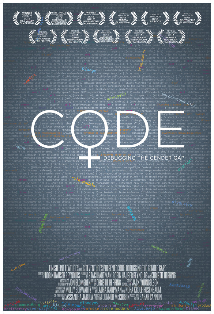 """Code: Debugging the Gender Gap"" Isn't Preaching to the Choir"