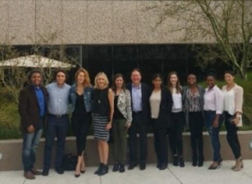 USC MISC Fellows at UTA
