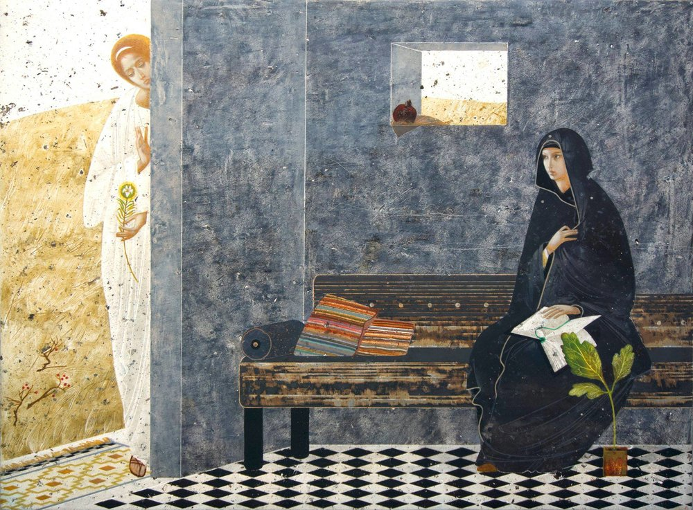 The Annunciation - Ivanka.jpg