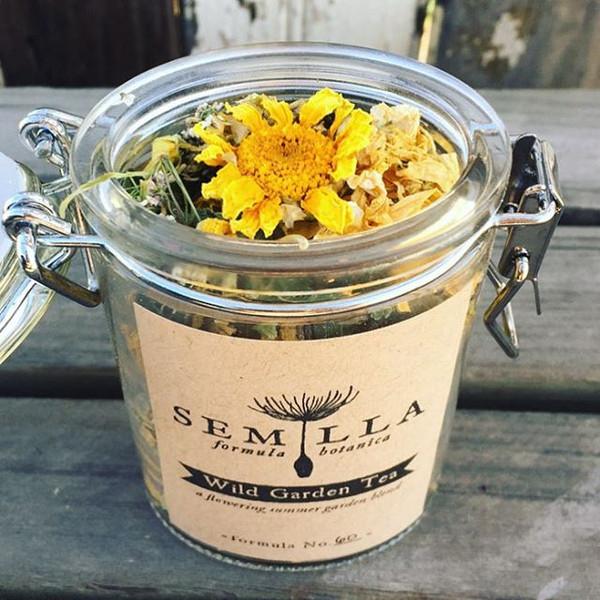 Semilla Botanica Tea @Concept 47