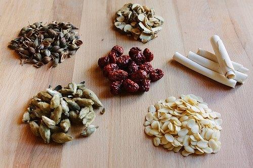 Five Flavors Herbs Healing Teas
