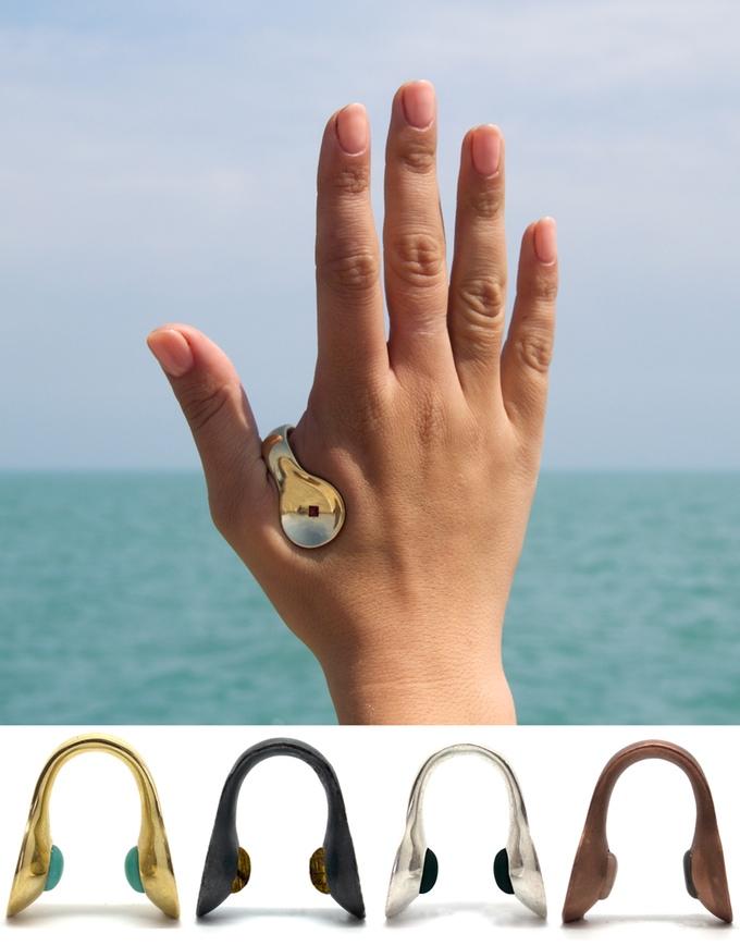 Acupressure Jewelry from KALÍ ZOË DESIGNS