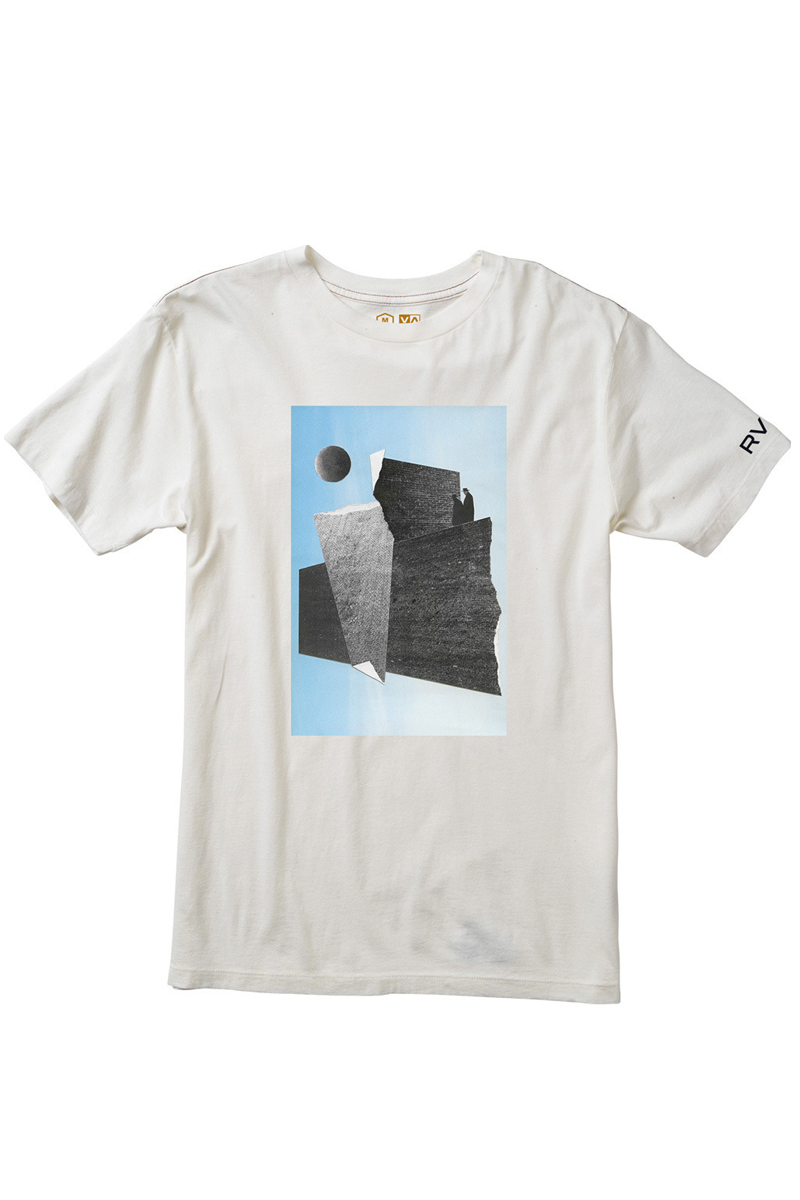 RVCA Broken Walls T-Shirt