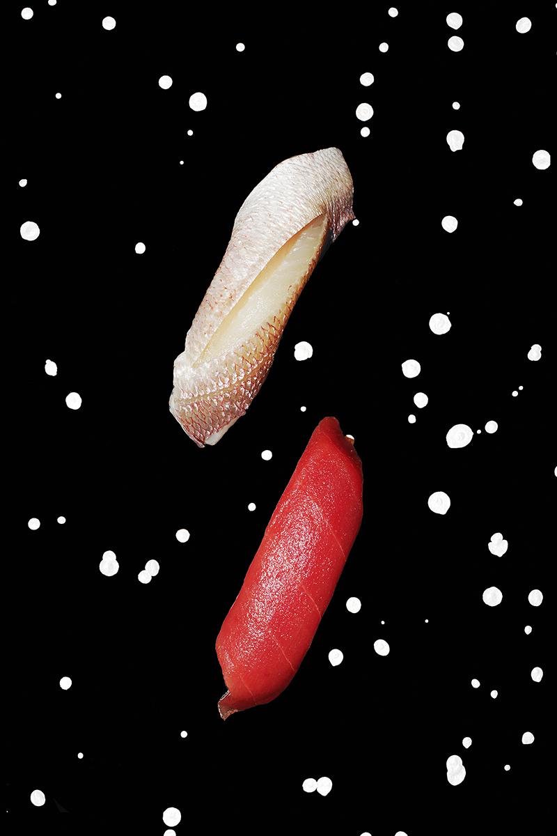 Sushi Nakazawa for Bloomberg Businessweek