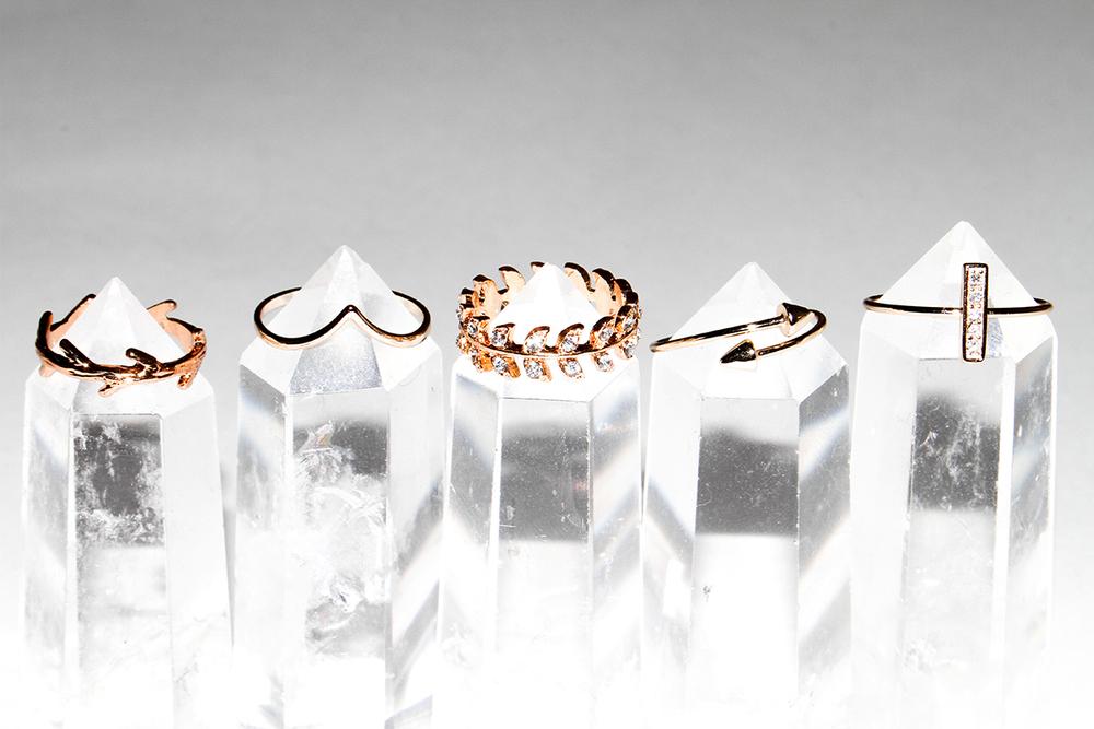 Shashi Jewelry Lookbook