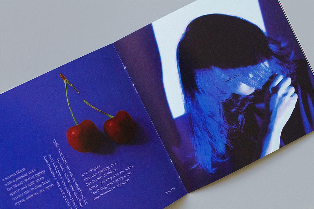 "Meishi Smile ""...Belong"" CD Artwork"