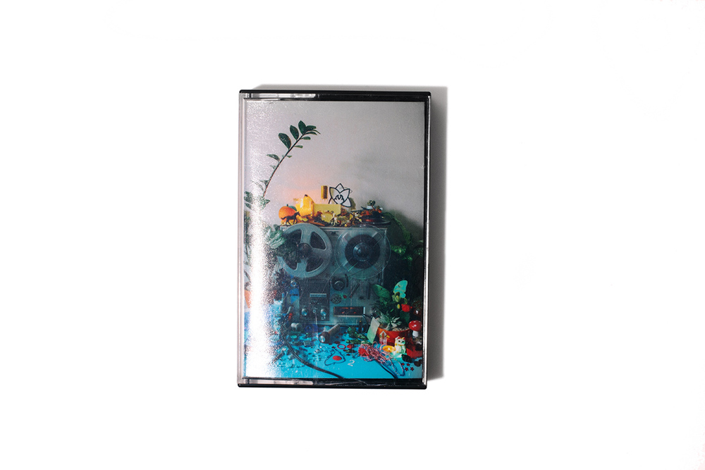 """Orchid Tapes' """"Angel Town 2"""" Cassette"""