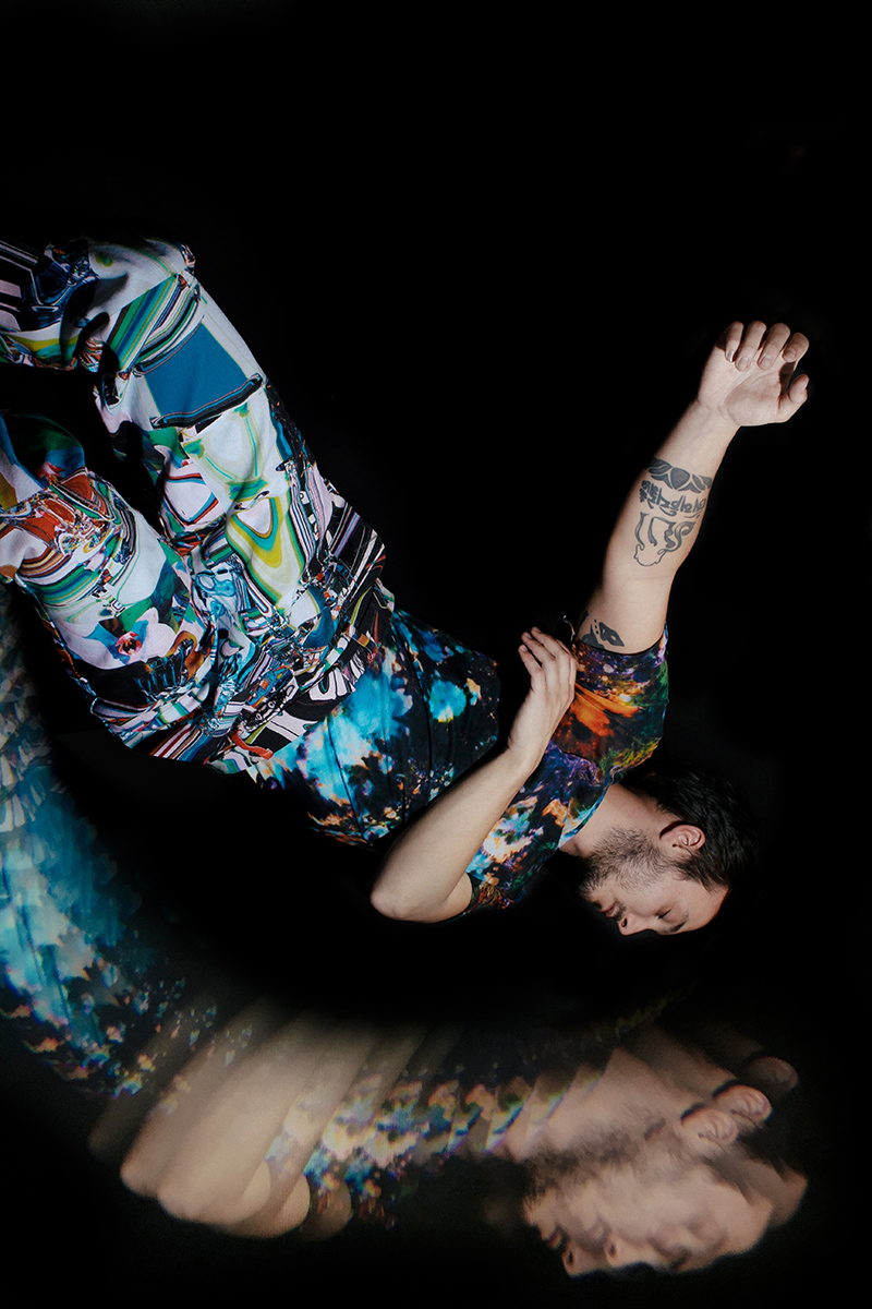 Print All Over Me x Brian Vu Collection