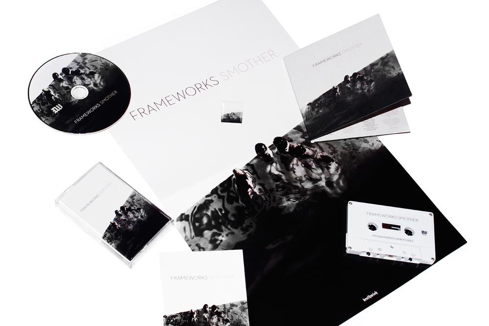 "Frameworks ""Smother"" Album Artwork"