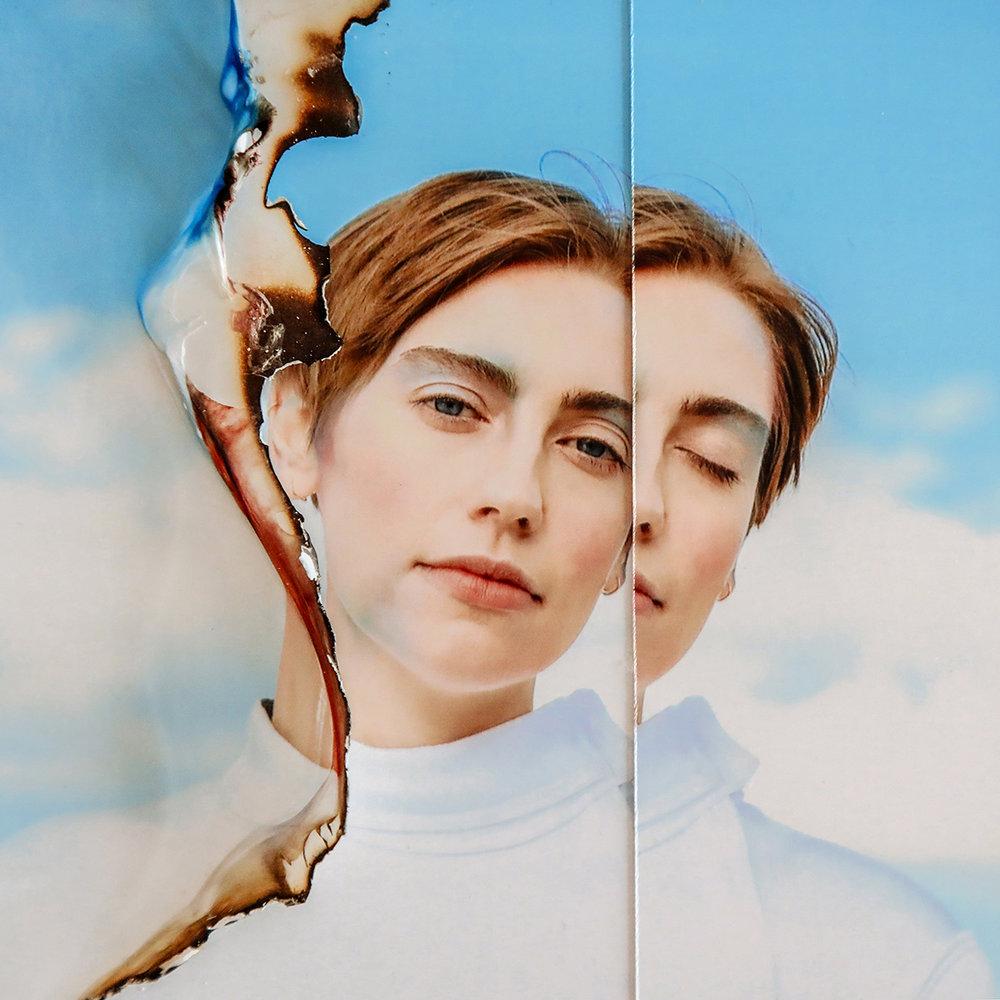 """Yohuna """"Mirroring"""" Album Cover"""