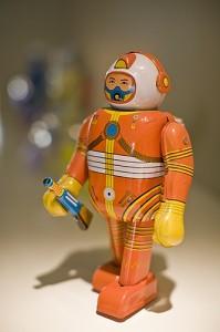 Orange Spaceman