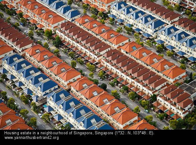 Housing Estate ~ Singapore