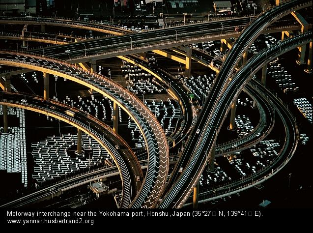 Motorway ~ Honshu, Japan