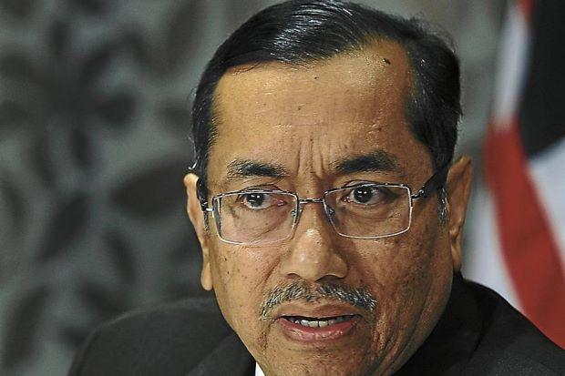 HE Dato' Ahmad Rasidi Hazizi